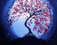Paint Nite.  Every Monday at 7:00pm